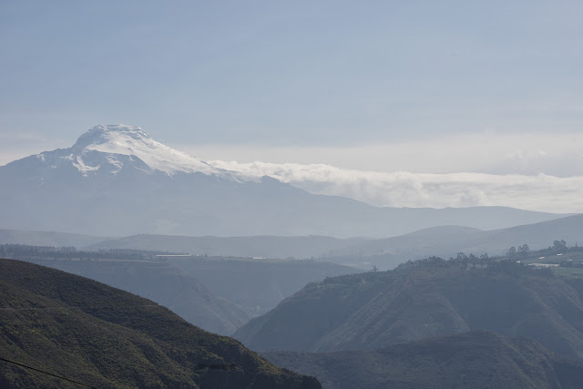 Nevado Cayambe (5790 m), 17 novembre 2013. Photo : J.-M. Gayman