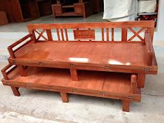 Giường ngủ đẹp MS-139