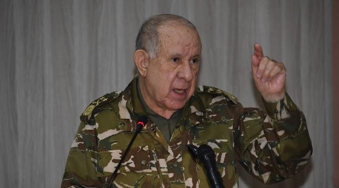 Ejército de Argelia: 'Podríamos haber intervenido en Marruecos dos veces, pero no lo hicimos'.