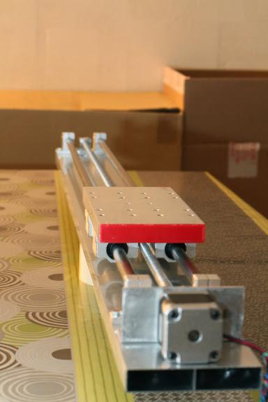 forum image nature afficher le sujet fabrication d 39 un rail lin aire t te pendulaire rotative. Black Bedroom Furniture Sets. Home Design Ideas