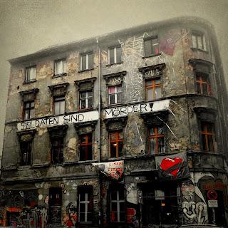 Berlijn, foto door Renée Luth 2012
