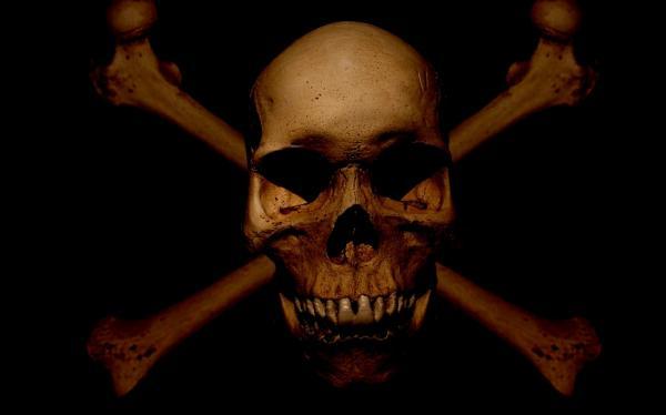 Skull Crossbones, Symbols And Emblems