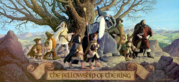 The Fellowship Of The Ring, Fantasy Scenes 1