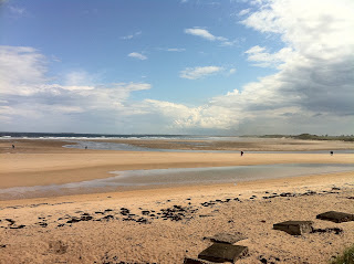 Alnmouth Beach, Alnmouth Guide, Your Northumberland Guide