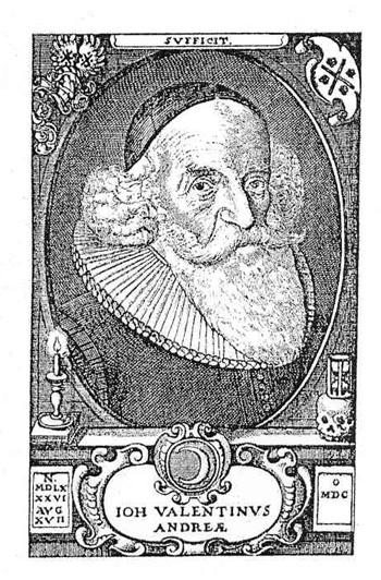 Johann Valentin Andreas, Johann Valentin Andreas