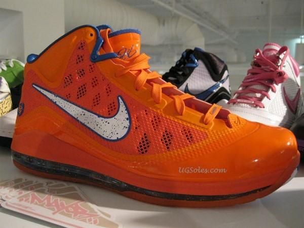 Leaked Nike Air Max LeBron VII Hardwood Classic PE X Hyperfuse