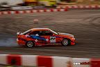 Orange BMW E36