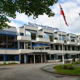Ons overnachtingshotel: Rica Sunnfjord Hotel in Førde.