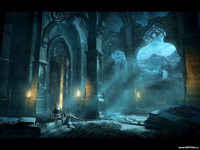 Weird Lands Of Deep 14, Magical Landscapes 4