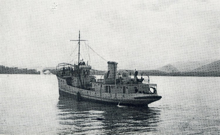 Aljibe Nº 3. Pruebas de mar. Del libro El Astillero de San Martin.JPG