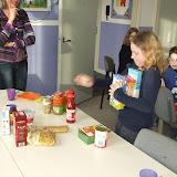 Sobere maaltijd voor de kinderen van de kinderkerkclub. - DSCF5781.JPG