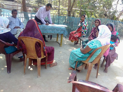 Second self assessment at Hirajani, Kamrup