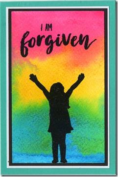 RAINBOW FORGIVEN