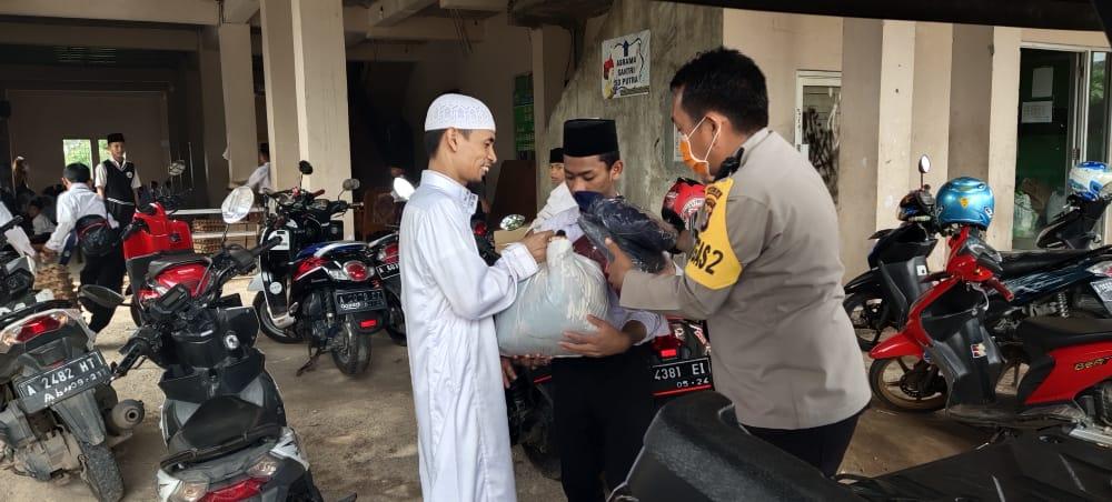 Jalin Tali Asih, Dirbinmas Polda Banten Kunjungi Pondok Pesantren Baitul Qur'an