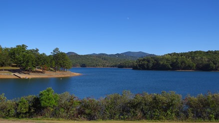 Lake Chatuge Dam