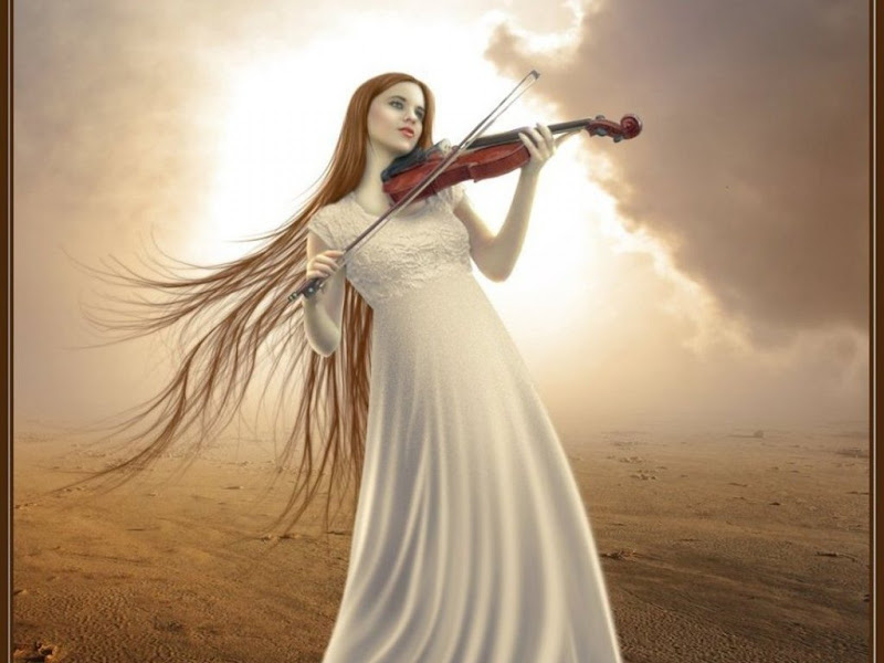 Song Of The Old Violin In The Field Of Sorrow, Magic Beauties 3
