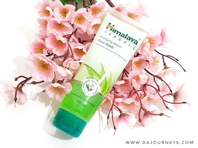 [Review] Himalaya Herbals Face Wash