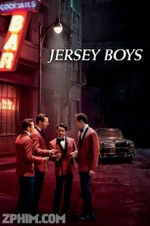Những Chàng Trai Jersey - Jersey Boys (2014) Poster