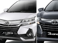 Komparasi Toyota New Avanza VS Daihatsu Grand New Xenia