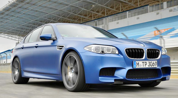 2016 BMW M5 Reviews, MSRP $100,425