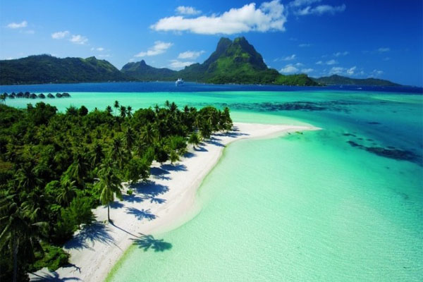 Wisata Ke Pulau Jemur,  Nuansa Dua Negara
