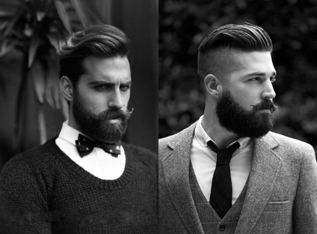 Beards Men's Hairstyles 2018 - Beards Haircuts 2