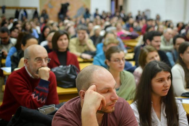 Seara cultural duhorvniceasca la FTOUB 321