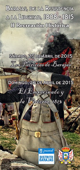 II Recreación histórica del distrito de Barajas