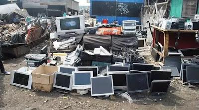Sampah Elektronik - Masa Depan Suram Kesehatan Manusia