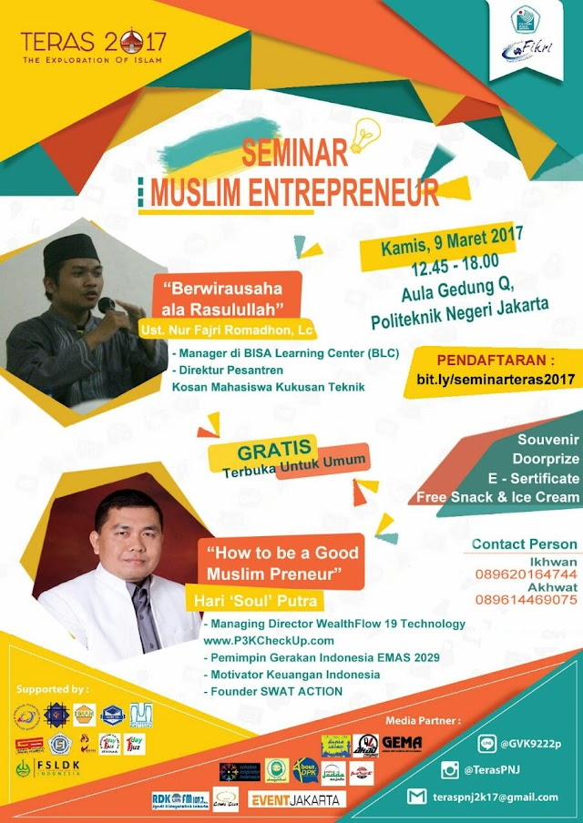 How to be a Good MuslimPreneur