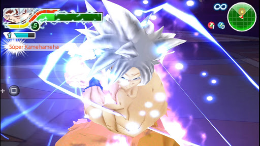FINALMENTE! Dragon Ball  Budokai Tenkaichi 3 MOD DBZ TTT SUPER +MENU Para (PPSSPP /ANDROID