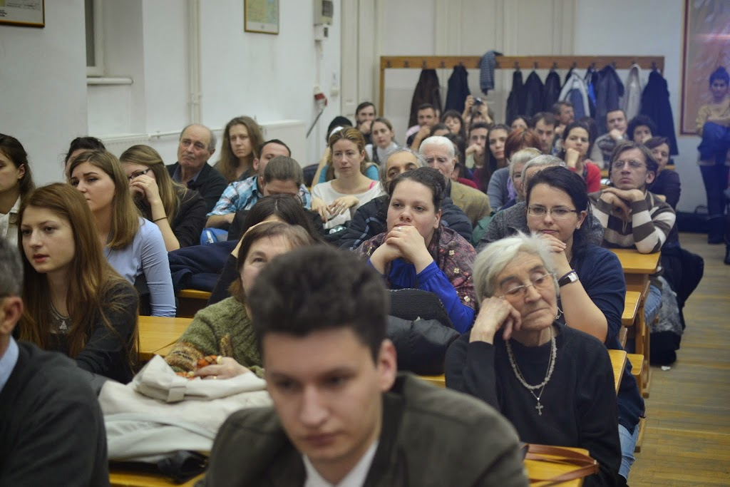 Seara cultural duhorvniceasca la FTOUB 256