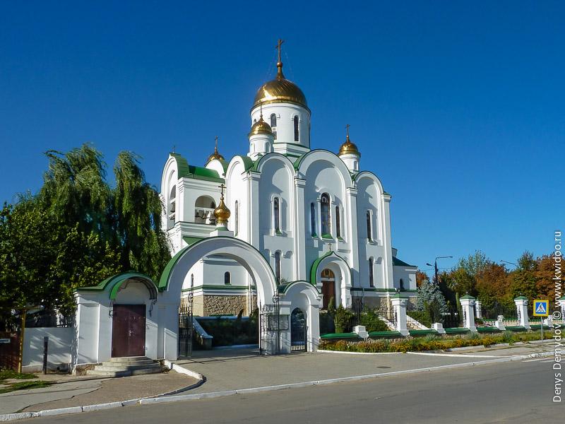 Собор Рождества Христова в Тирасполе, ПМР (Молдавия)
