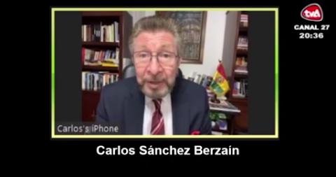 BERZAIN: El crimen organizado (castrochavismo) que ataca la democracia en las Americas