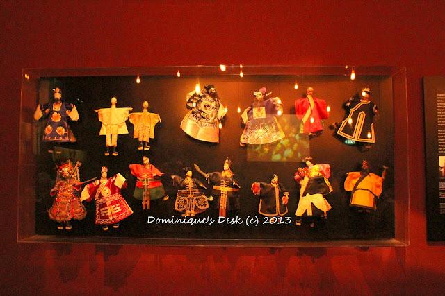 Chinese Wayang Dolls