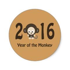 картинки обезьяны 2016 - символ