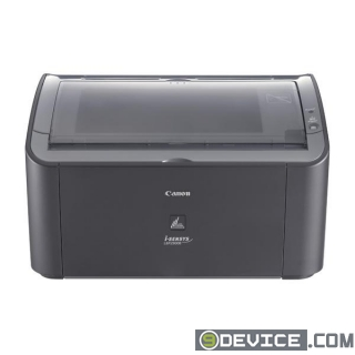 pic 1 - the way to download Canon i-SENSYS LBP2900 inkjet printer driver