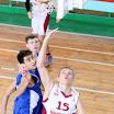 Матчевая встреча по баскетболу. СДЮСШОР №2 (Сызрань) - Красные Крылья (Тольятти)