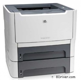 get driver HP LaserJet P2015d Printer
