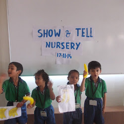 2014-11-17 Show and tell Nursery-A
