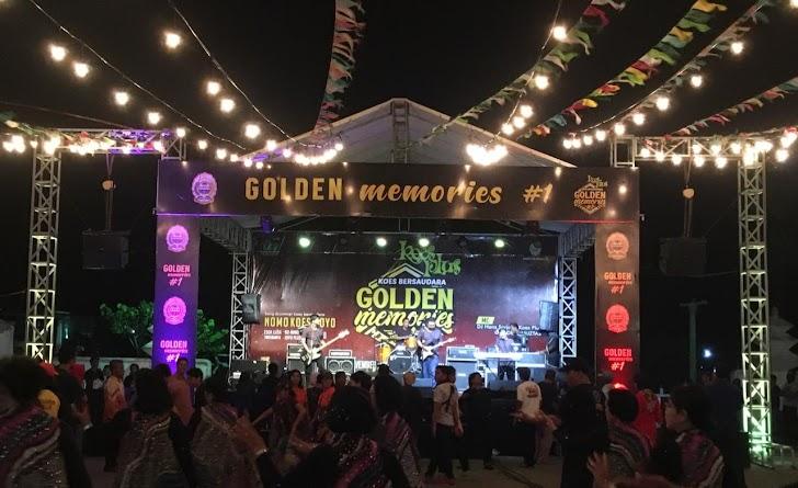 Heboh, Wisatawan Jejali Golden Memories di Parangkusumo