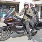 GC Nuzzo, motogiornalista girovago, ospite incredulo e divertito