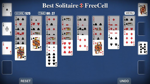 Best Solitaire ● FreeCell