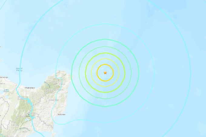 Nueva Zelandia y autoridades emiten alerta de tsunami