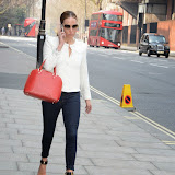 OIC - ENTSIMAGES.COM - Sophie Anderton at the Dr Vincent Wong Clinic Bulgari Hotel in London  8th April 2015 Photo Mobis Photos/OIC 0203 174 1069