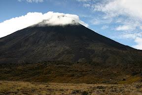 View of Mt. Ngauruhoe