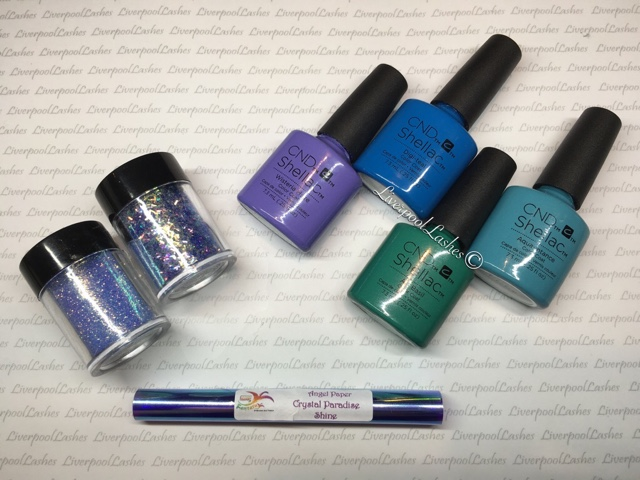 LiverpoolLashes Beauty Blog: NOTD: The Forgotten Nail Of The Day