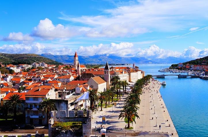 世界遺産トロギール(クロアチア)