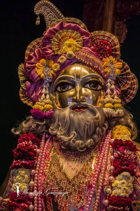 ISKCON Mayapur Deity Darshan 01 Mar 2016 (7)