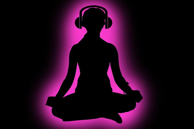 STRESSED? LISTEN TO MUSIC